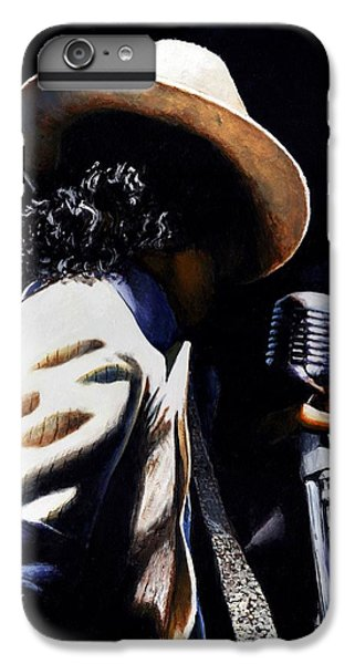 Michael Jackson iPhone 7 Plus Case - The Pop King by Emerico Imre Toth