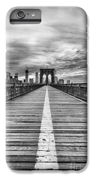 New York City iPhone 7 Plus Case - The Road To Tomorrow by John Farnan