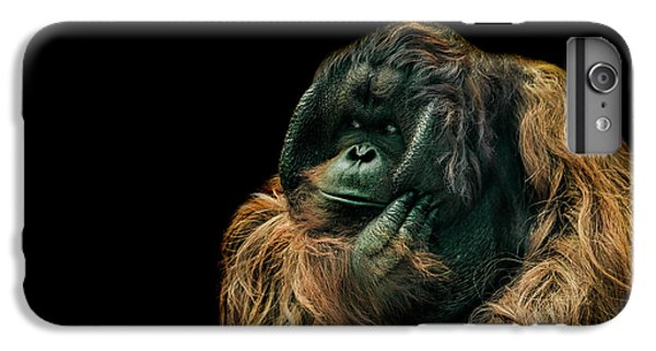 The Sceptic IPhone 7 Plus Case by Paul Neville