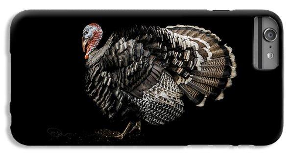 Turkey iPhone 7 Plus Case - The Showman by Paul Neville
