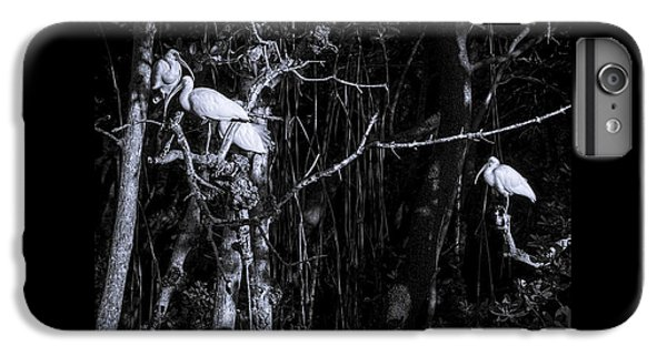 Ibis iPhone 7 Plus Case - The Sleeping Quaters by Marvin Spates