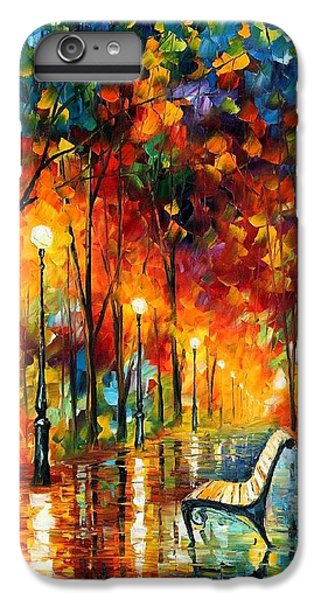 Afremov iPhone 7 Plus Case - The Symphony Of Light by Leonid Afremov