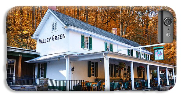 The Valley Green Inn In Autumn IPhone 7 Plus Case