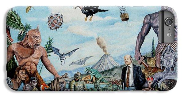 The World Of Ray Harryhausen IPhone 7 Plus Case by Tony Banos