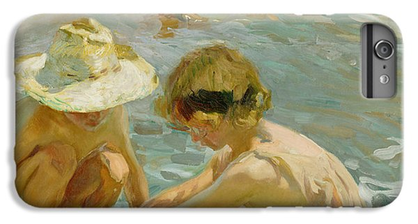 The Wounded Foot IPhone 7 Plus Case by Joaquin Sorolla y Bastida