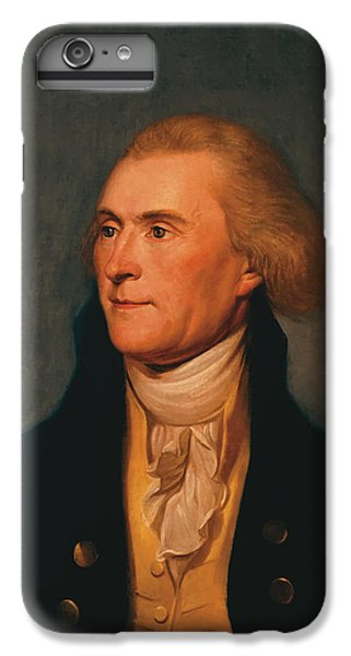 Thomas Jefferson iPhone 7 Plus Case - Thomas Jefferson by War Is Hell Store