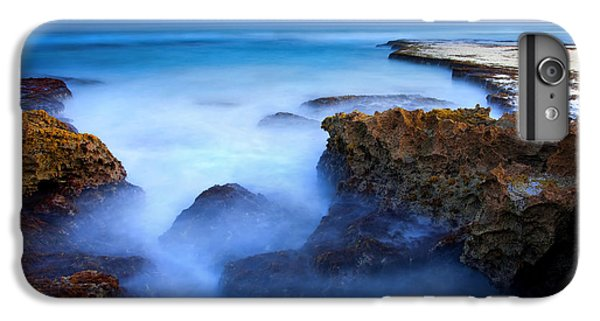 Kangaroo iPhone 7 Plus Case - Tidal Bowl Boil by Mike  Dawson