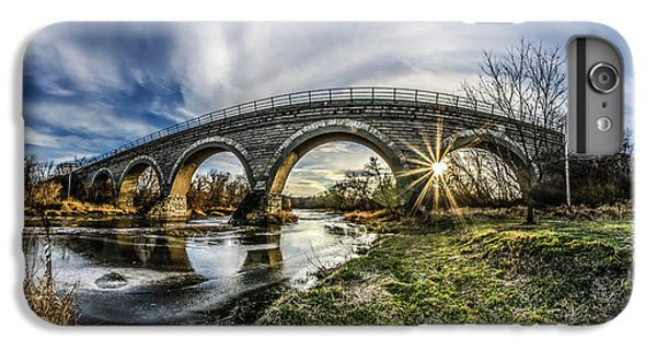 Tiffany Bridge Panorama IPhone 7 Plus Case