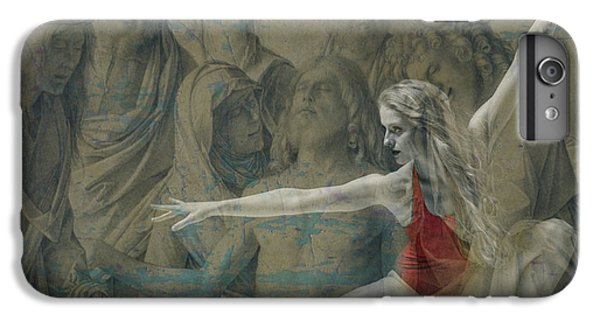 Tiny Dancer  IPhone 7 Plus Case by Paul Lovering