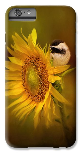 Tiny Surprise Bird Art IPhone 7 Plus Case