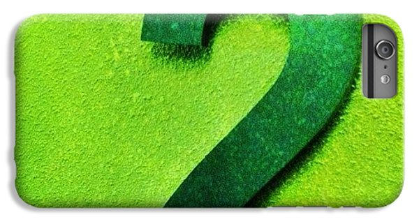Today It Is #emerald For #altexpo. So IPhone 7 Plus Case by Merel Kaagman