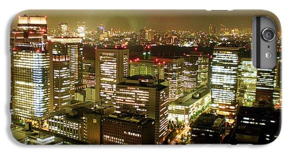 Tokyo Skyline IPhone 7 Plus Case by Nancy Ingersoll