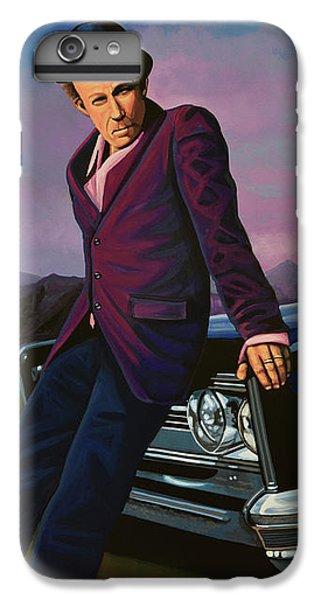 Tom Waits IPhone 7 Plus Case by Paul Meijering