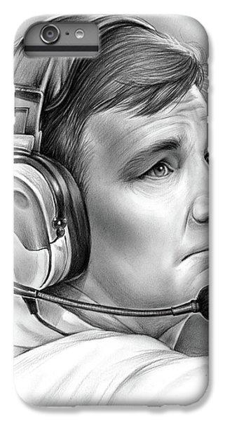 Clemson iPhone 7 Plus Case - Tommy Bowden by Greg Joens