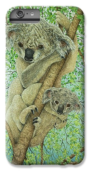 Top Of The Tree IPhone 7 Plus Case by Pat Scott