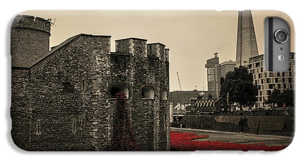Tower Of London IPhone 7 Plus Case