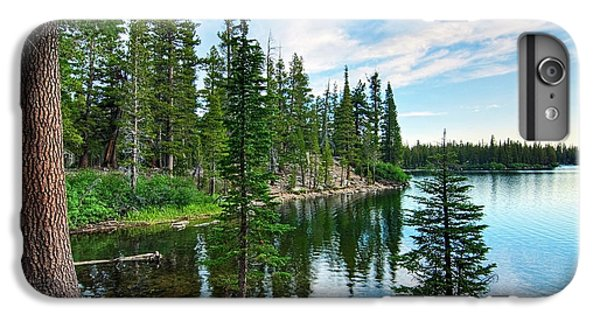 Lake iPhone 7 Plus Case - Tranquility - Twin Lakes In Mammoth Lakes California by Jamie Pham