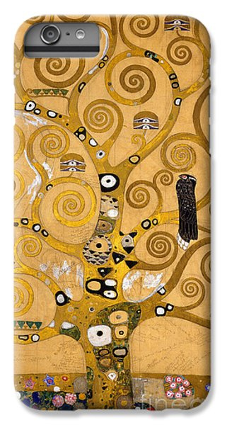 Hawk iPhone 7 Plus Case - Tree Of Life by Gustav Klimt