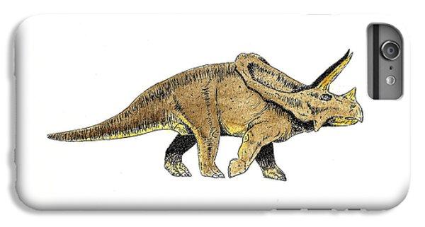 Triceratops IPhone 7 Plus Case