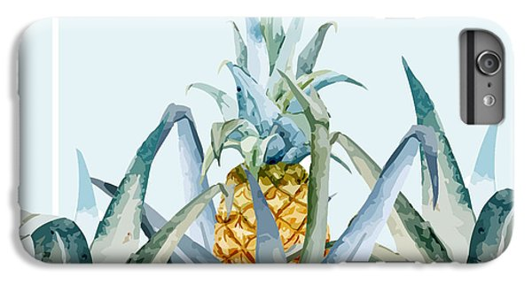 Pattern iPhone 7 Plus Case - Tropical Feeling  by Mark Ashkenazi