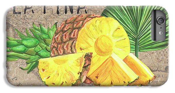 Cheetah iPhone 7 Plus Case - Tropical Palms 5 by Debbie DeWitt