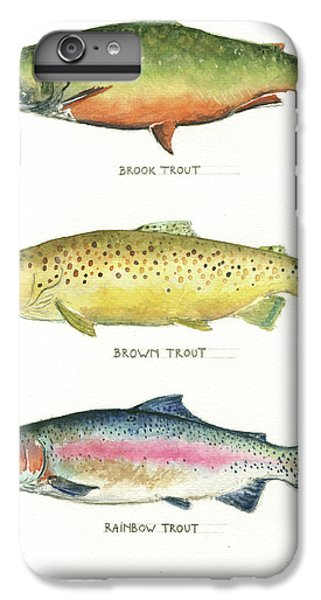 Trout Species IPhone 7 Plus Case