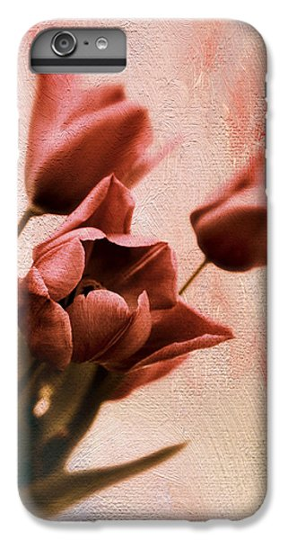 IPhone 7 Plus Case featuring the photograph Tulip Whimsy by Jessica Jenney