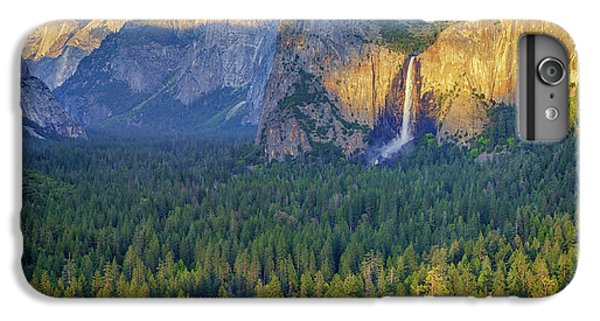Tunnel View At Sunset IPhone 7 Plus Case by Rick Berk