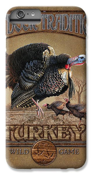Turkey iPhone 7 Plus Case - Turkey Traditions by JQ Licensing