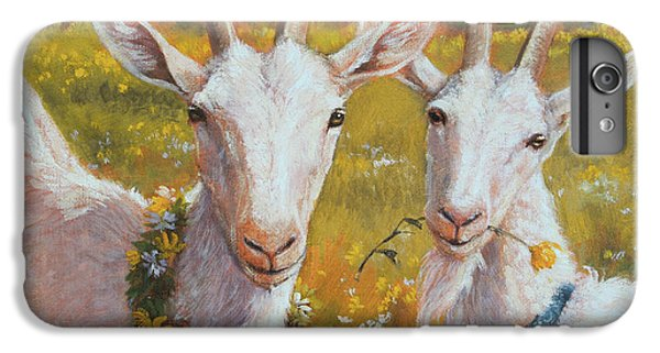 Two Goats Of Summer IPhone 7 Plus Case
