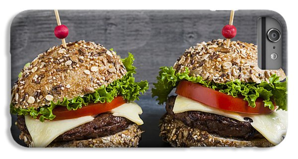 Two Gourmet Hamburgers IPhone 7 Plus Case