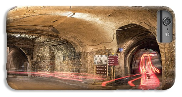 Dungeon iPhone 7 Plus Case - Underground Tunnels In Guanajuato, Mexico by Juli Scalzi