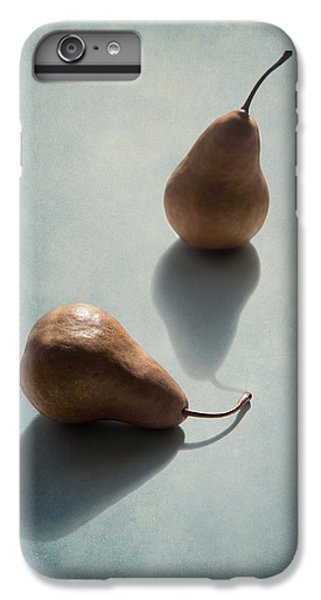Pear iPhone 7 Plus Case - Unrequited by Maggie Terlecki