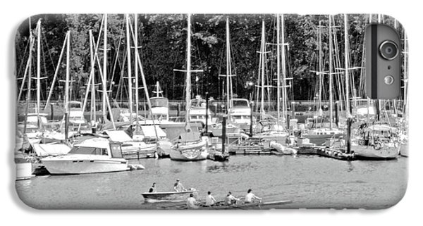 Vancouver Marina No. 1-1 IPhone 7 Plus Case by Sandy Taylor