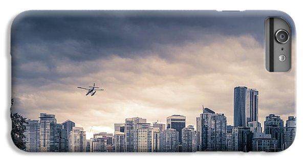 City Sunset iPhone 7 Plus Case - Vancouver Skyline by Art Spectrum