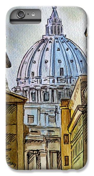 Vatican City IPhone 7 Plus Case