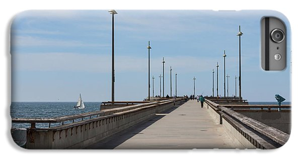 Venice Beach Pier IPhone 7 Plus Case by Ana V Ramirez