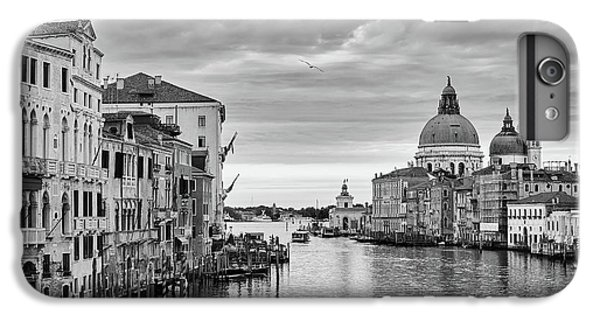IPhone 7 Plus Case featuring the photograph Venice Morning by Richard Goodrich