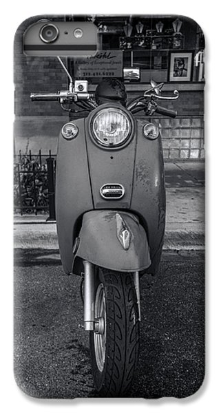 IPhone 7 Plus Case featuring the photograph Vespa by Sebastian Musial