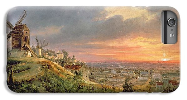 View Of The Butte Montmartre IPhone 7 Plus Case