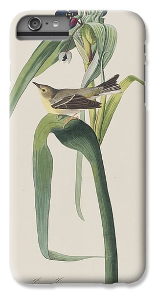 Vigor's Warbler IPhone 7 Plus Case by John James Audubon