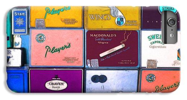 best authentic f6e81 41bfe Cigarette Case iPhone 7 Plus Cases   Fine Art America