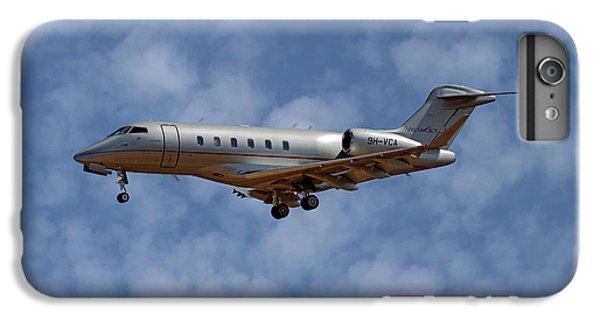 Jet iPhone 7 Plus Case - Vista Jet Bombardier Challenger 300 1 by Smart Aviation