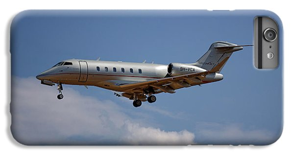 Jet iPhone 7 Plus Case - Vista Jet Bombardier Challenger 300 4 by Smart Aviation