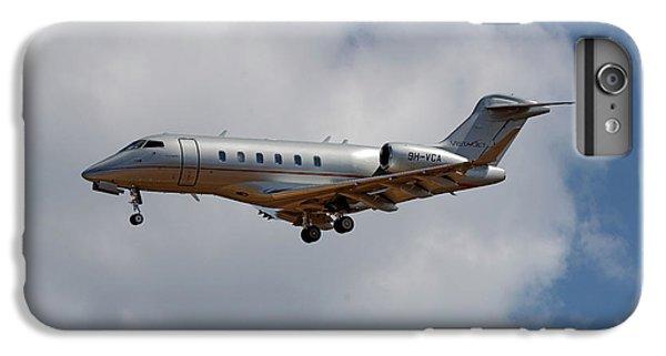 Jet iPhone 7 Plus Case - Vista Jet Bombardier Challenger 300 5 by Smart Aviation