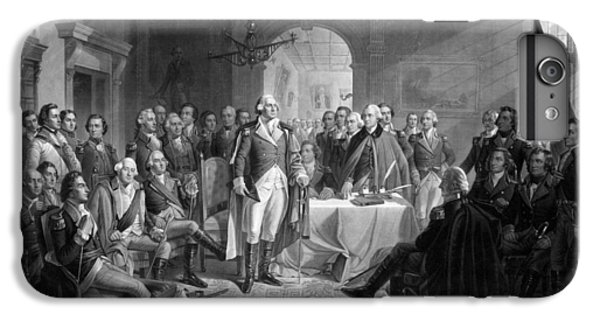 Washington Meeting His Generals IPhone 7 Plus Case by War Is Hell Store