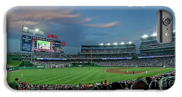 Washington D.c iPhone 7 Plus Case - Washington Nationals In Our Nations Capitol by Thomas Marchessault