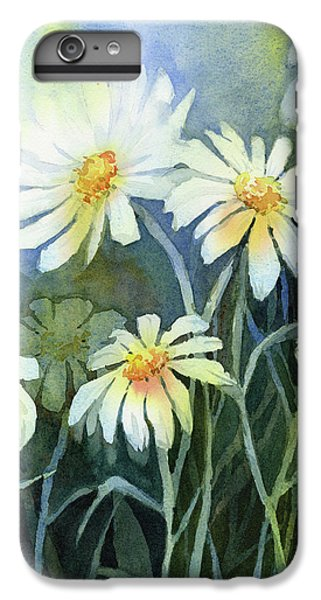 Daisy iPhone 7 Plus Case - Daisies Flowers  by Olga Shvartsur