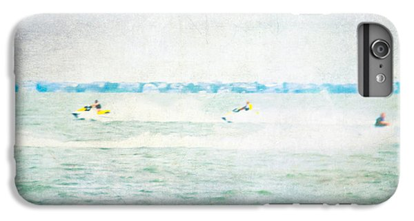 Jet Ski iPhone 7 Plus Case - Wave Runners by Colleen Kammerer