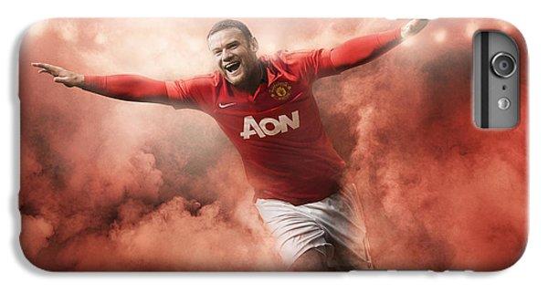 Wayne Rooney  IPhone 7 Plus Case